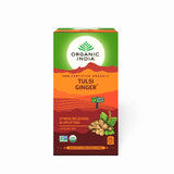 Organic India Tulsi Ginger (25 Tea Bags)