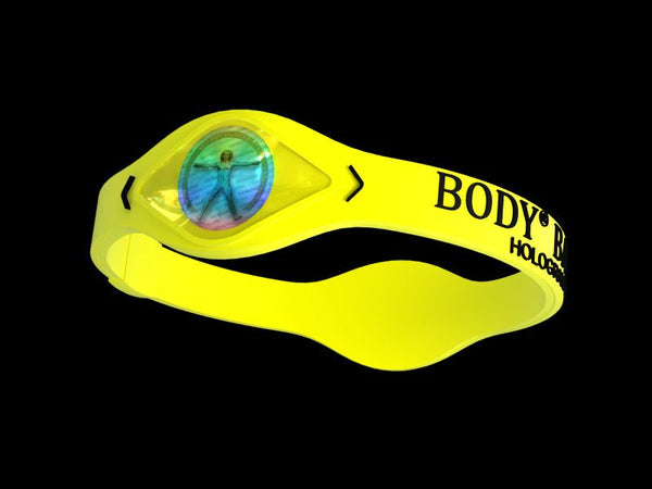 Body Balance Ion Energy Wristband Yellow