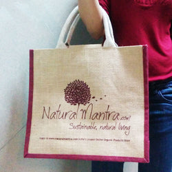Natural Mantra Jute Bag