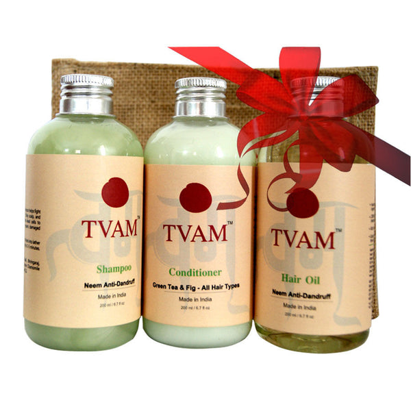 TVAM Hair Care Gift Set 11
