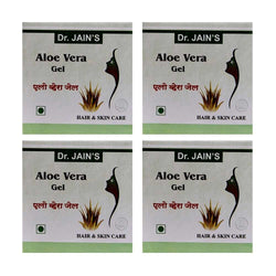 Dr. Jain's Aloe Vera Gel 100 Gms (Set of 4)