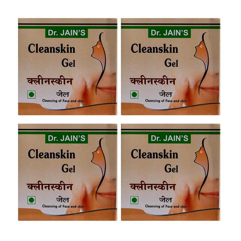 Dr. Jain's Clean Skin Gel 100 Gms (Set of 4)
