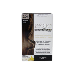 Aequo Color Golden Brown Organic Hair Colour Kit - 160ml