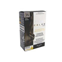 Aequo Color Onyx Brown Organic Hair Colour Kit - 160ml