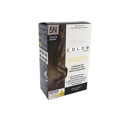 Aequo Color Truffle Brown Organic Hair Colour Kit - 160ml