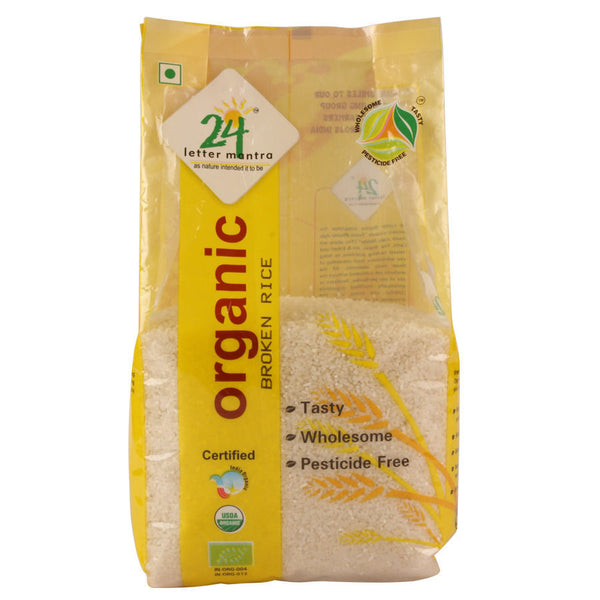24 Letter Mantra Broken Rice 1 Kg