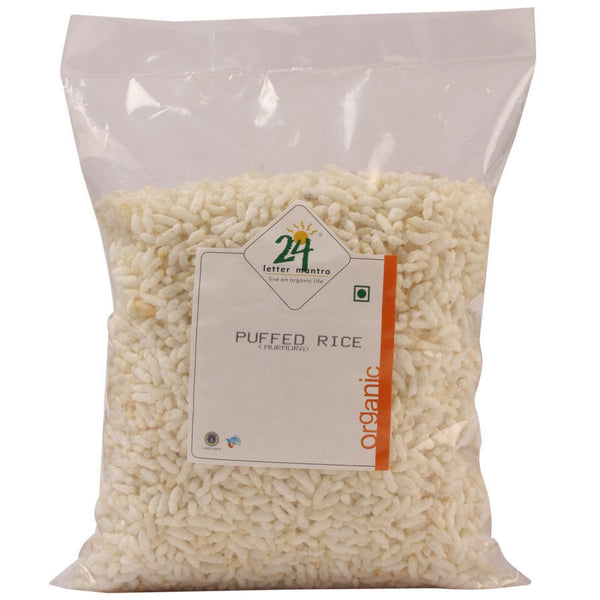 24 Letter Mantra Puffed Rice 200 gms