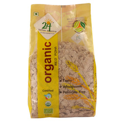 24 Letter Mantra Red Poha (flattened Rice) - 500 gms