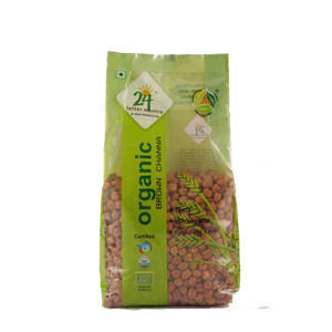 24 Letter Mantra - Brown Chana (500 gms)
