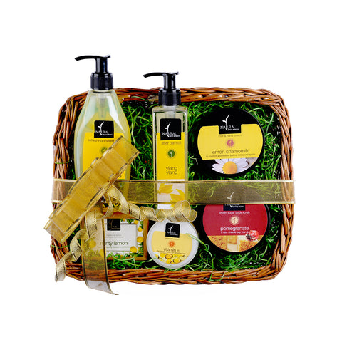 Natural Bath and Body Joyful Baskets - 2