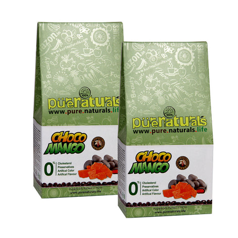 Pure Naturals Diets Choco Mango 100G Set Of 2