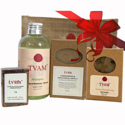 TVAM Premium Soap Gift Set 4