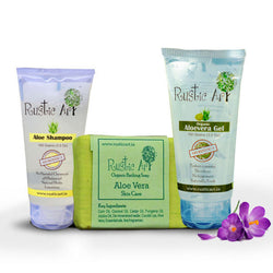 Rustic Art Aloevera Bath Essentials
