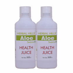 Herbal Hills Aloevera Juice (Combo) Pack of 2