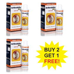 Herbal Hills Arthrohills Ultra Oil  Buy 2 Get 1 FREE