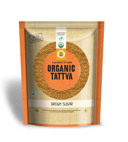 Organic Tattva Organic Brown Sugar 500 gm