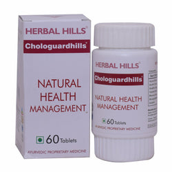Herbal Hills Chologuardhills Veg 60 Tablets