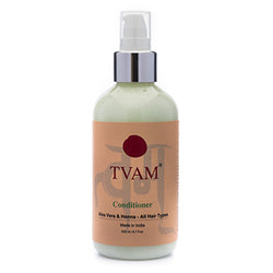 TVAM Hair Conditioner - Aloe Vera & Henna