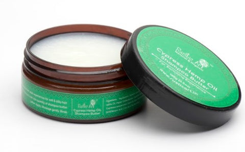 Cypress Hemp Oil Shampoo Butter 120g