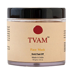 TVAM Gold Peel Off Mask - 100 gms