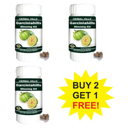 Herbal Hills Garciniahills 60 Capsules  Buy 2 Get 1 FREE