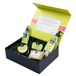 Natural Bath and Body Green Marvel Gift Set