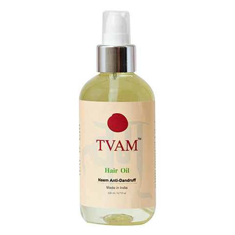 TVAM Hair Oil - Neem (anti-dandruff)
