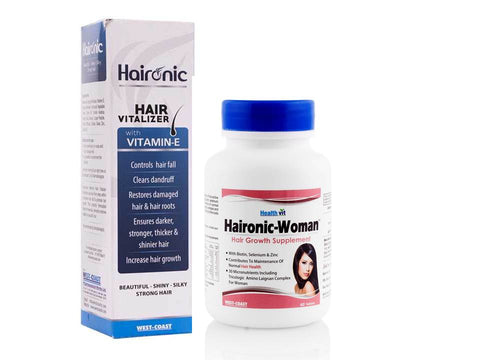 HealthVit Hair Fall & Hair Growth Kit