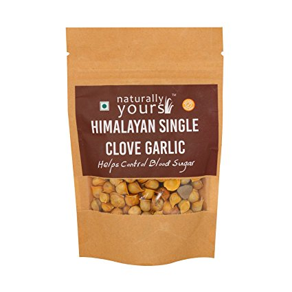 Naturally Yours Himalayan Single Clove Garlic 50 Gms