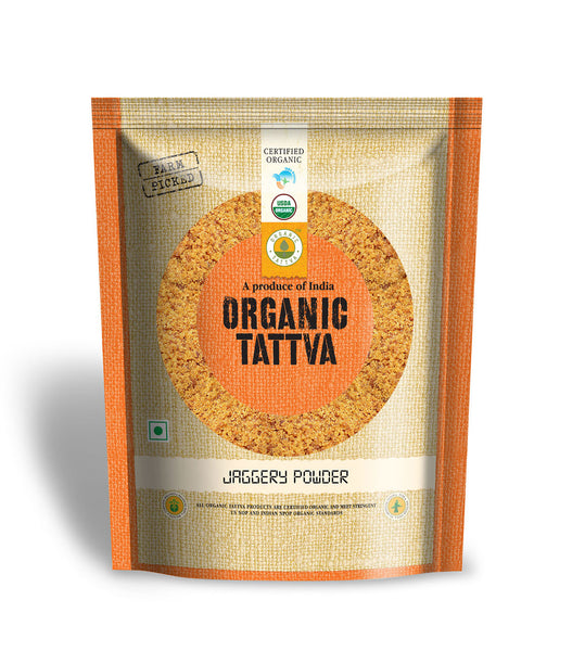 Organic Tattva Organic Jaggery Powder 500 gm