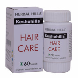 Herbal Hills Keshohills 60 Veg Tablets