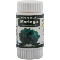 Herbal Hills Moringa Veg 60 Tablets