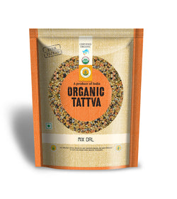 Organic Tattva Organic Mix Dal 500 gm