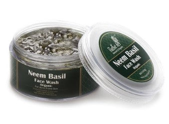 Rustic Art Organic Neem Basil Face Wash Concentrate 50gm