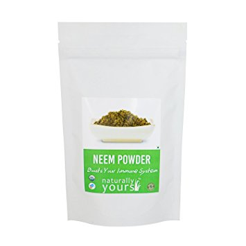 Naturally Yours Neem Powder 100gm