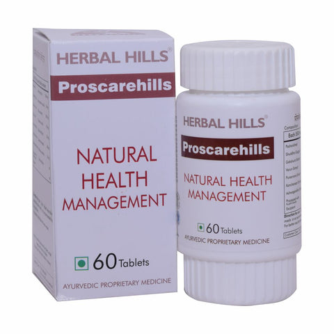 Herbal Hills Proscarehills Veg 60 Tablets