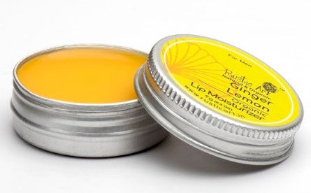 Rustic Art Ginger Lemon Lip Moisturizer For Men 9g