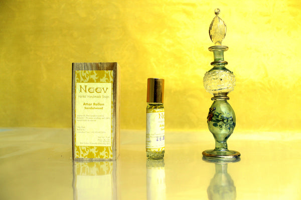 Neev Attar Rollon Sandalwood