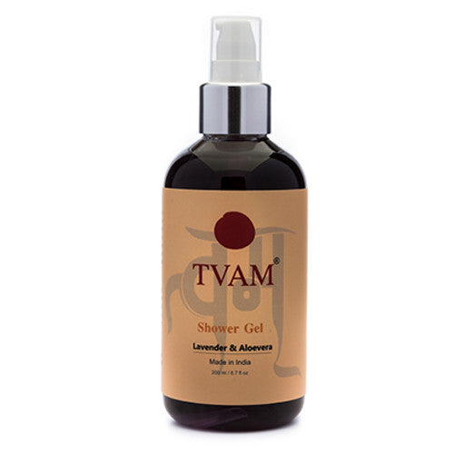 TVAM Shower Gel - Lavender & Aloevera