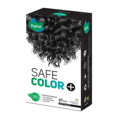 Vegetal Safe Colour Soft Black