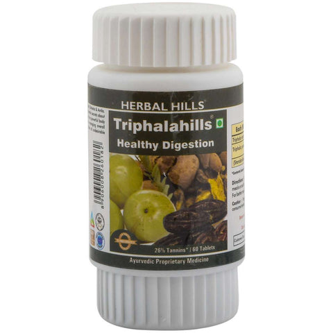 Herbal Hills Triphalahills 60 Tablets