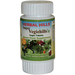 Herbal Hills Super Vegiehills Veg 60 Tablets