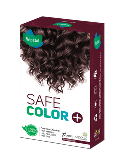 Vegetal Safe Colour Burgundy