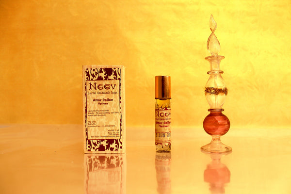 Neev Attar Rollon Vetiver
