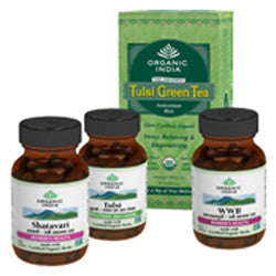 Organic India Women's Optimum Health Care Pack