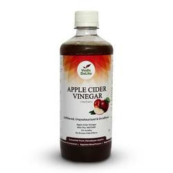 Vedic Delite Apple Cider Vinegar with Mother For A Healthy Immune System 500mL