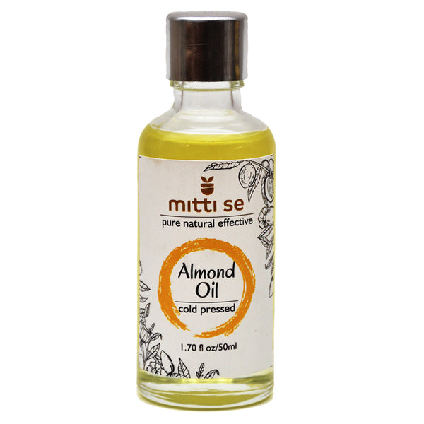 Mitti Se Pure Almond Oil 50mL