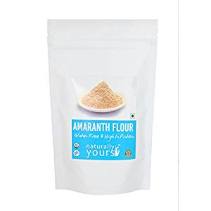Naturally Yours Amaranth Flour 500 Gms