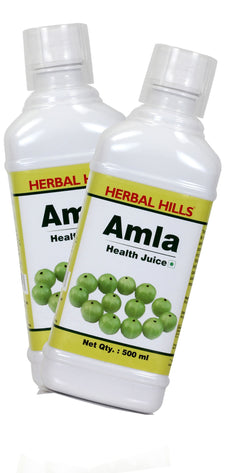 Herbal Hills Amla Juice Combo