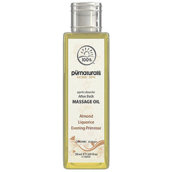 Pure Naturals - Angelic After Bath Massage Oil-50-ml